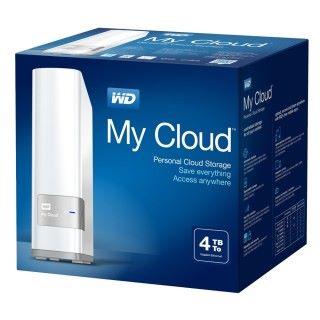 舊版 WD My Cloud 的硬體規格與新版不同。