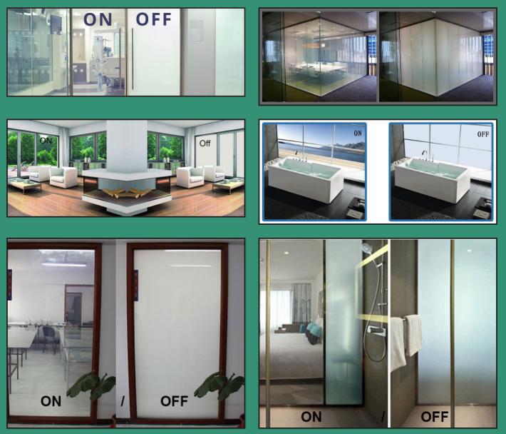 文中提及的 Smart Glass 是經由導電可改變透視度的玻璃,劉志海指出靈活運用可重新規劃空間及省電,目前此類型產品售價已不貴。