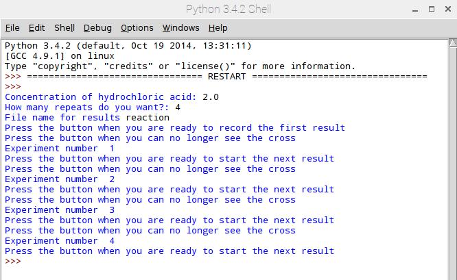 承上期,當電腦執行程式碼時的情況。