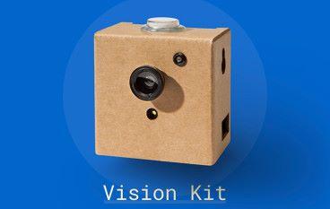 Google AIY 新玩意 人工智能鏡頭 Vision Kit 接受預訂