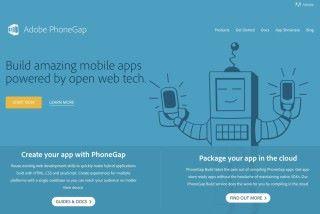 PhoneGap 是早期的跨平台手機程式開發工具,賣點是使用 HTML5 、 CSS 和 Javascript 這些網頁開發技術就能開發不同平台適用的手機 App 。