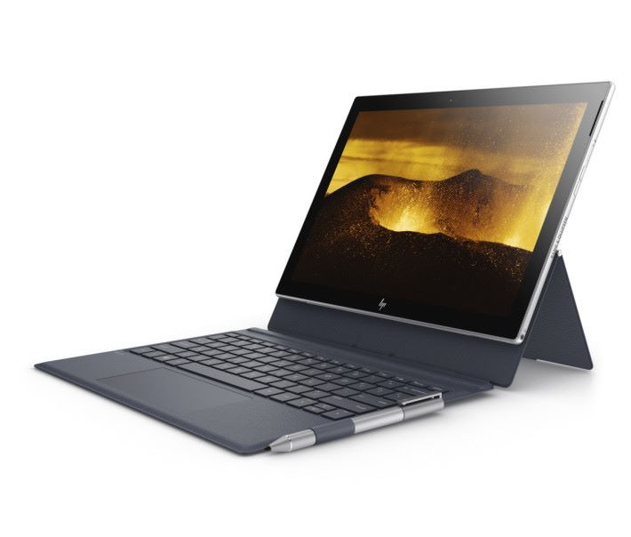 HP ENVY x2 像是一部運行 Windows 10 的 4G 平板電腦。