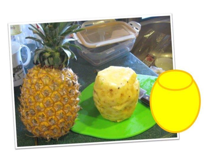 菠蘿外觀是由六角形組成,大家知道六角形設計的優點嗎?
