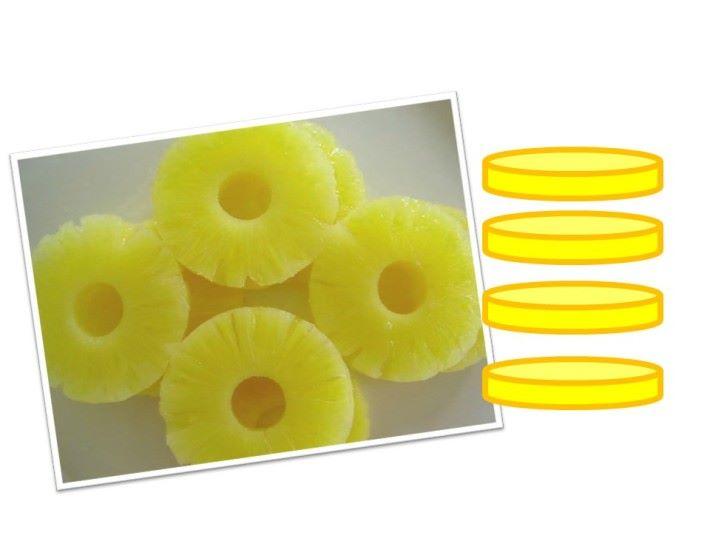 家中常見的菠蘿多 是圓柱狀。