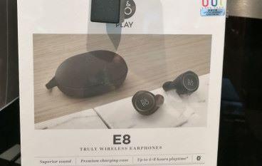 【場料】 B&O 首款真無線耳機上市