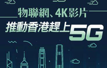 【#1270 Biz.IT】物聯網 4K 影片 推動香港趕上 5G