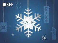 KEF Music Gallery聖誕禮遇   送現金券及贈品