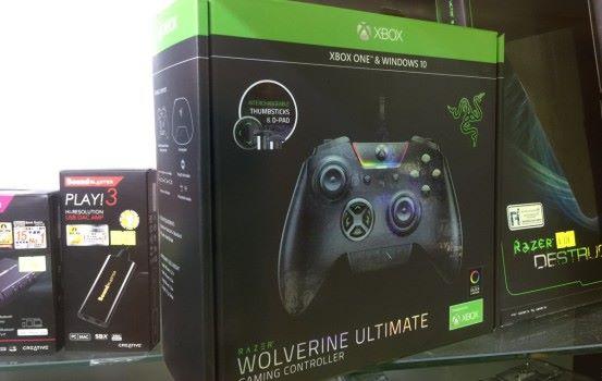 「食雞」靠好掣 Razer Xbox手掣終出貨