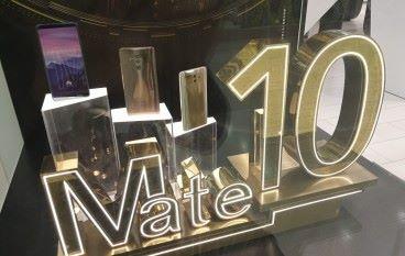 華為 Mate 10 系列暗減$300