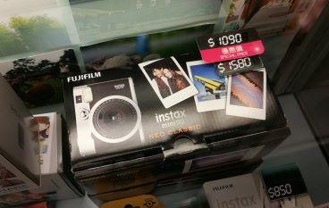 平玩復古風即影即有相機 Fujifilm instax mini 90 Neo Classic
