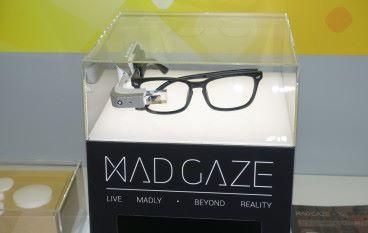科技潮人之選 MAD Gaze X5智能眼鏡
