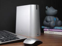 實測簡約娛樂桌面電腦 Lenovo IdeaCentre 620S