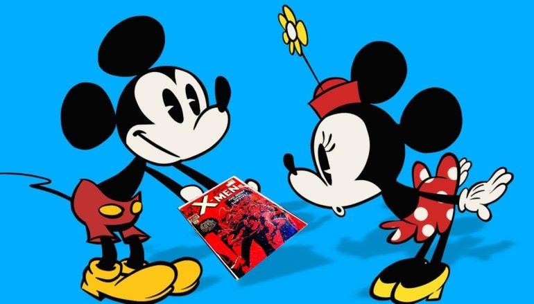 迪士尼和 21 世紀霍士的合併再添變數