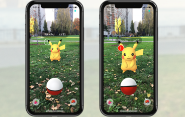 iOS 版《Pokemon Go》新加 AR+ 功能