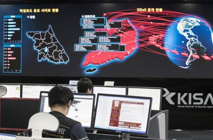 美國指 WannaCry 網絡攻擊是由於北韓策動。