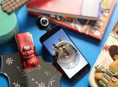 手機 USB 埠即插即用 平價迷你 ASUS 360° 相機開箱評測