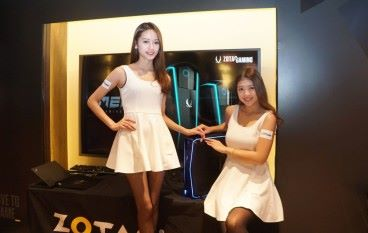 ZOTAC Gaming 新品牌登場 MEK1 電競 PC 打頭陣