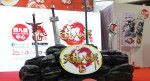 《天龍八部》歷代代言人聚首一堂的風彩!當中包括達哥、陳綺雯、尹光,梁家仁、金庸之子查傳倜等名人出席助戰。