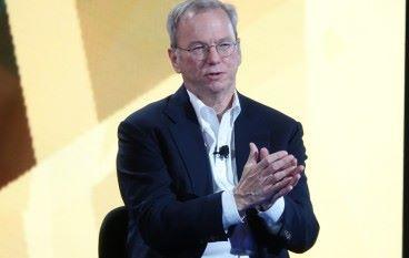 湊咗Google 17年,Alphabet主席Eric Schmidt退位