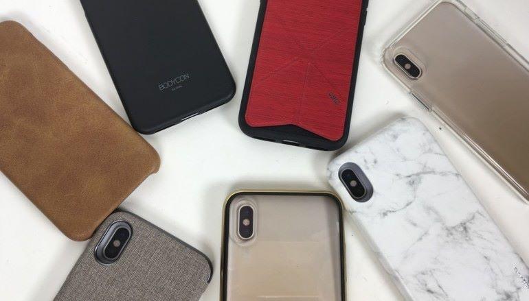配襯冬日時裝 UNIQ iPhone X 殼