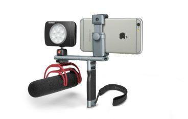 Manfrotto 多合一智能手機拍攝工具 助你拍出靚片