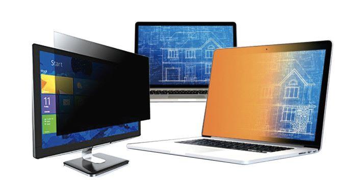 3M 屏幕防窺片備有多款呎吋,適合不同型號的電腦、筆電、平板電腦及手機使用。對工作狂的朋友絕對是最窩心的聖誕禮物。