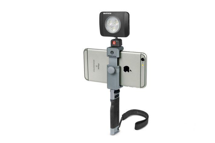 HandGrip 智能手機拍攝手柄(不含手機夾和補光燈)