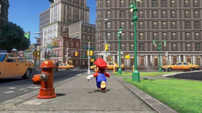 《Super Mario Odyssey》贏得合家歡遊戲大獎。