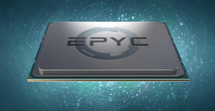 連最基本的 AMD EPYC 7251 都能提供 128 條 PCIe 通道。