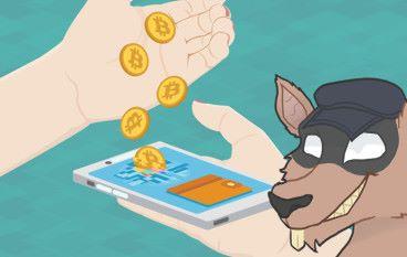 Bitcoin 小偷混水摸魚 Google 取締假 Bitcoin 錢包