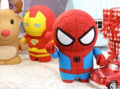 復仇者聯「萌」 Marvel 6700 Q版流動充電池