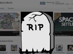 死刑宣告! BlackBerry World 2019 年底關門