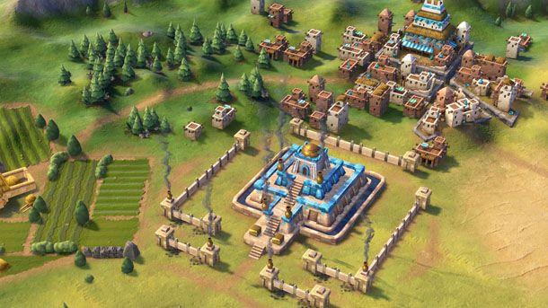 iPad版遊戲的內容大致和 PC 版相同。