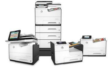 HP PageWide A3多功能打印機 建立環保健康校園
