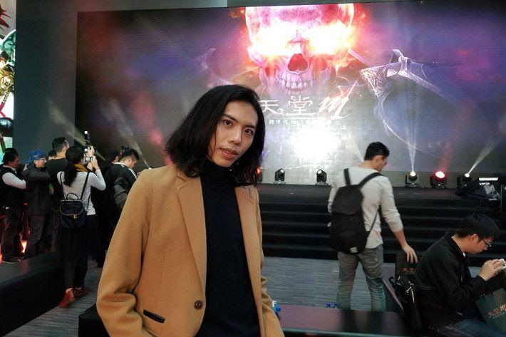達哥表示他也是在《天堂》熱潮的年代長大,《天堂M》讓人期待,體驗甚有親切感。