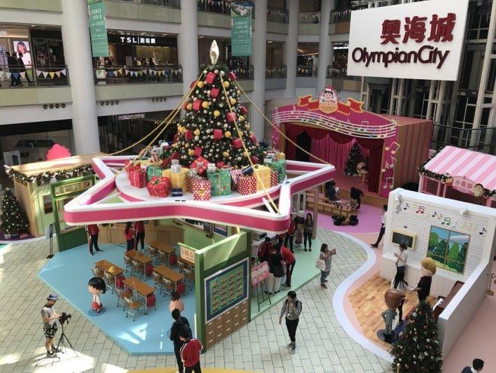 奧海城現正舉辦「小丸子的校園 – 清水市立入江小學」展覽及活動。