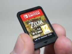 Switch 64GB 容量卡帶要延期至 2019年