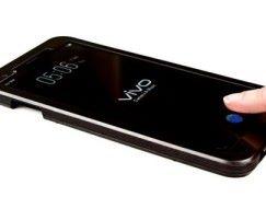 VIVO 手機率先玩屏幕指紋解鎖