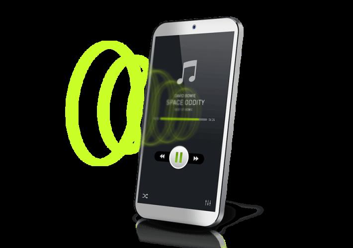 Redux 擁有的「 Panel Audio 」驅動器技術,能令到手機不用安裝喇叭或鑽孔就能發出高質素的音響效果。