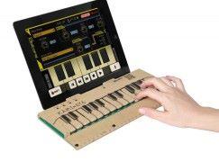 Nintendo Labo 引發紙皮熱?紙皮電子琴 Kickstarter 乘時公布集資