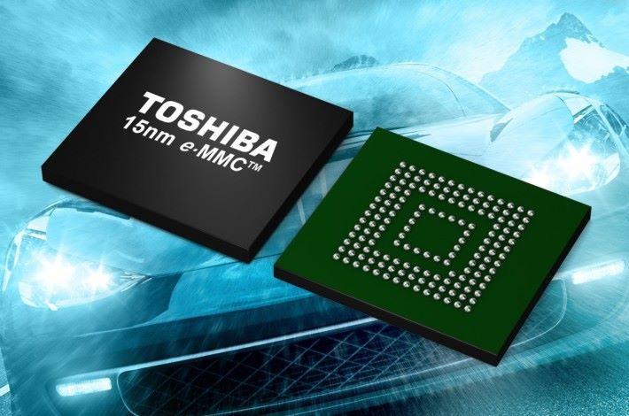 日本政府對 Toshiba 去年出售半導體事業表示關注