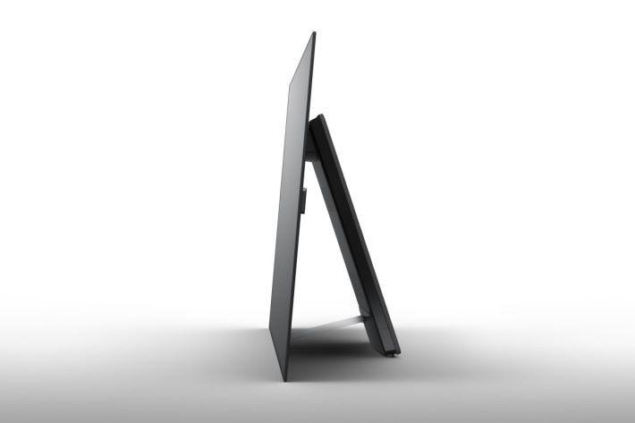 去年推出的 Sony OLED 電視 Bravia A1 就使用了類似的屏幕發聲技術