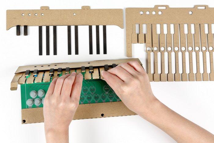自己動手做個琴是很有啟發性的學習經歷
