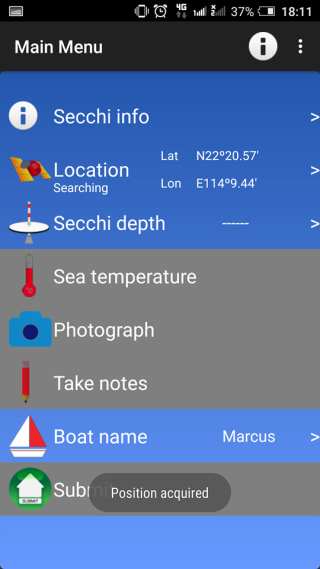 App 提供記錄手冊,方便用家進行實驗記錄。