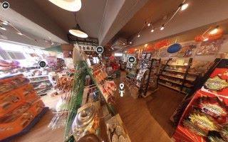 美樂士多用 penVR.shop 把位於長沙灣的商店放在網上,供人感受懷舊氣氛。