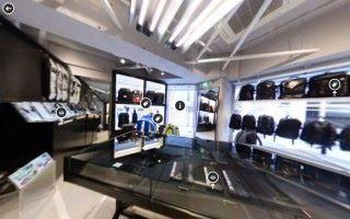 Makavelic 將東京原宿總店複製到網上,在電子商務平台同樣有店內的設計和品牌價值。