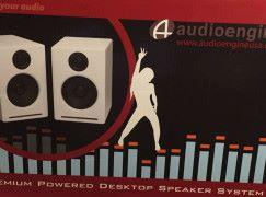 【場料】 Audioengine 2 有源喇叭平七嚿