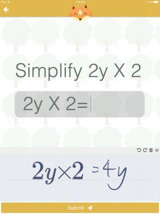 題目不限多項選擇,還可手寫答案。