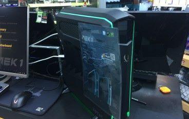 一步到位 ZOTAC Gaming Desktop MEK1