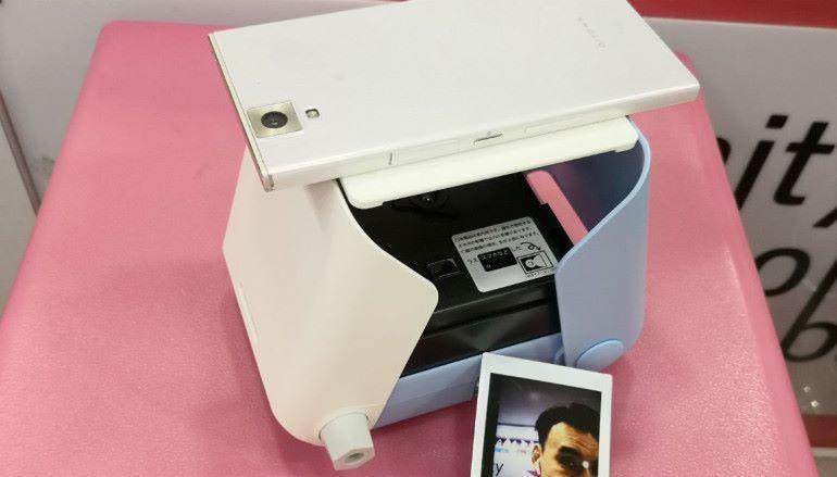 【場料】Printoss 咔嘩兒打印機平價登場